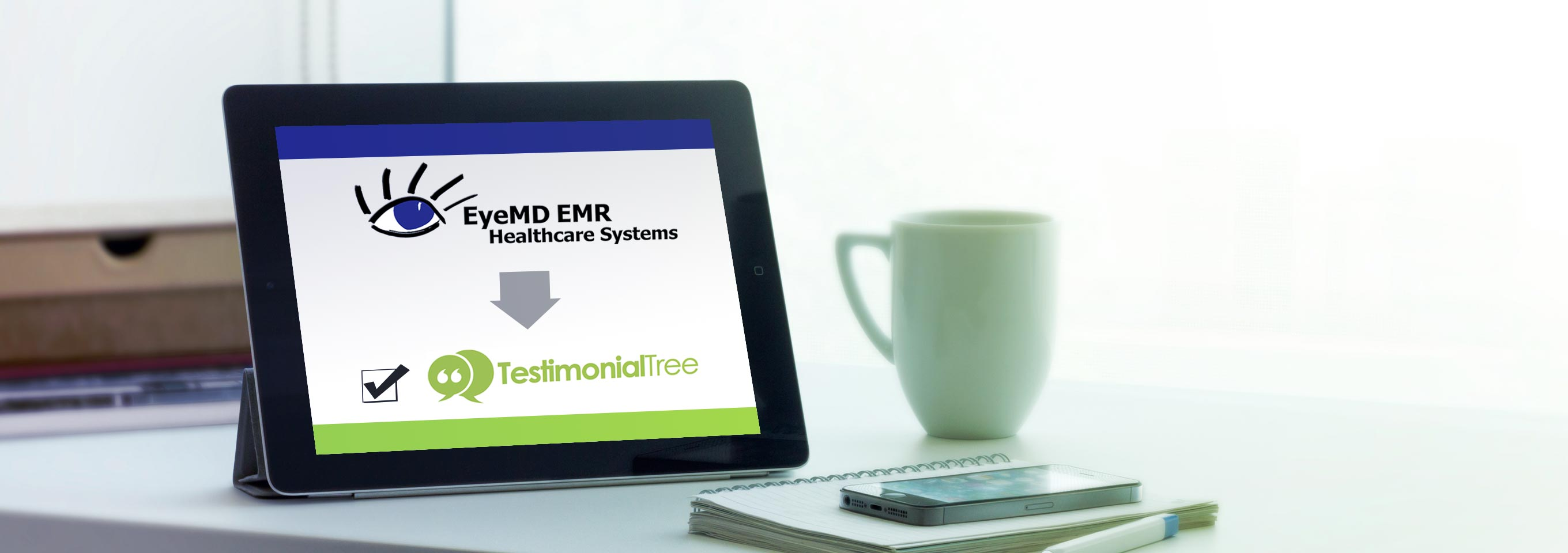 EyeMD-EMR-Testimonial-Tree Online Reputation Management